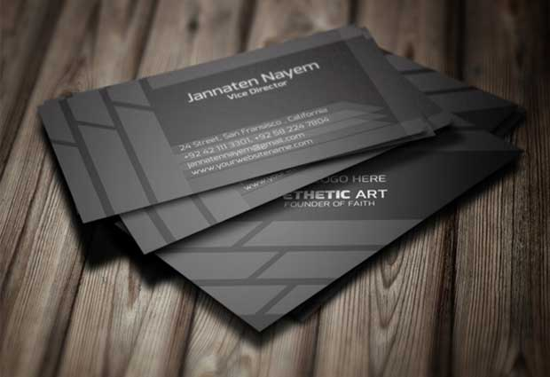 Download Business Card Template Psd