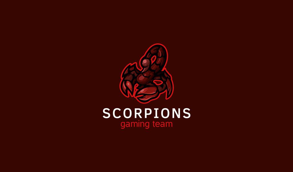 scorpion game logo