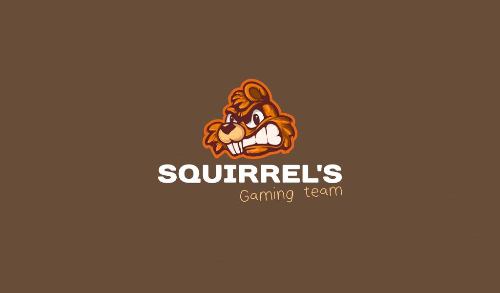 squirrel game logo