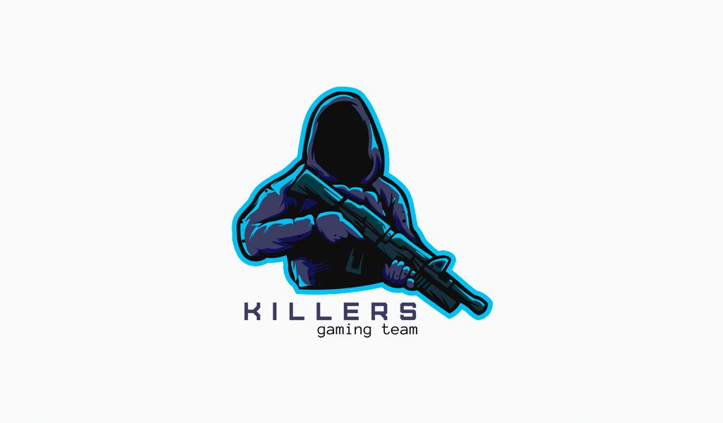 killer game logo