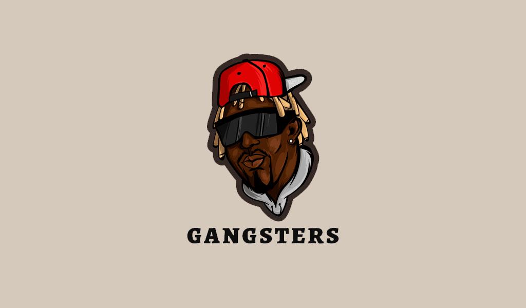 gangster game logo