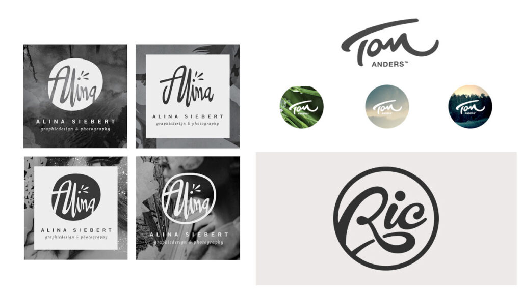 personal branding logo examples - tips for building a personal brand and boosting your career