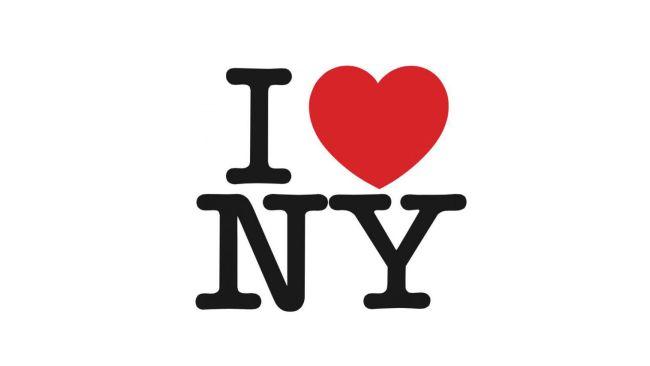 Best logos of all time: I love the New York logo