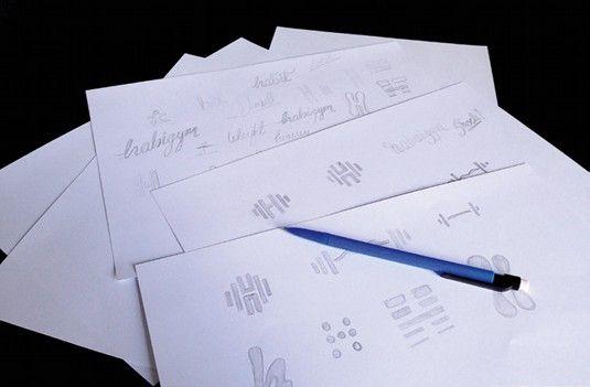 Killer logo development process, examples