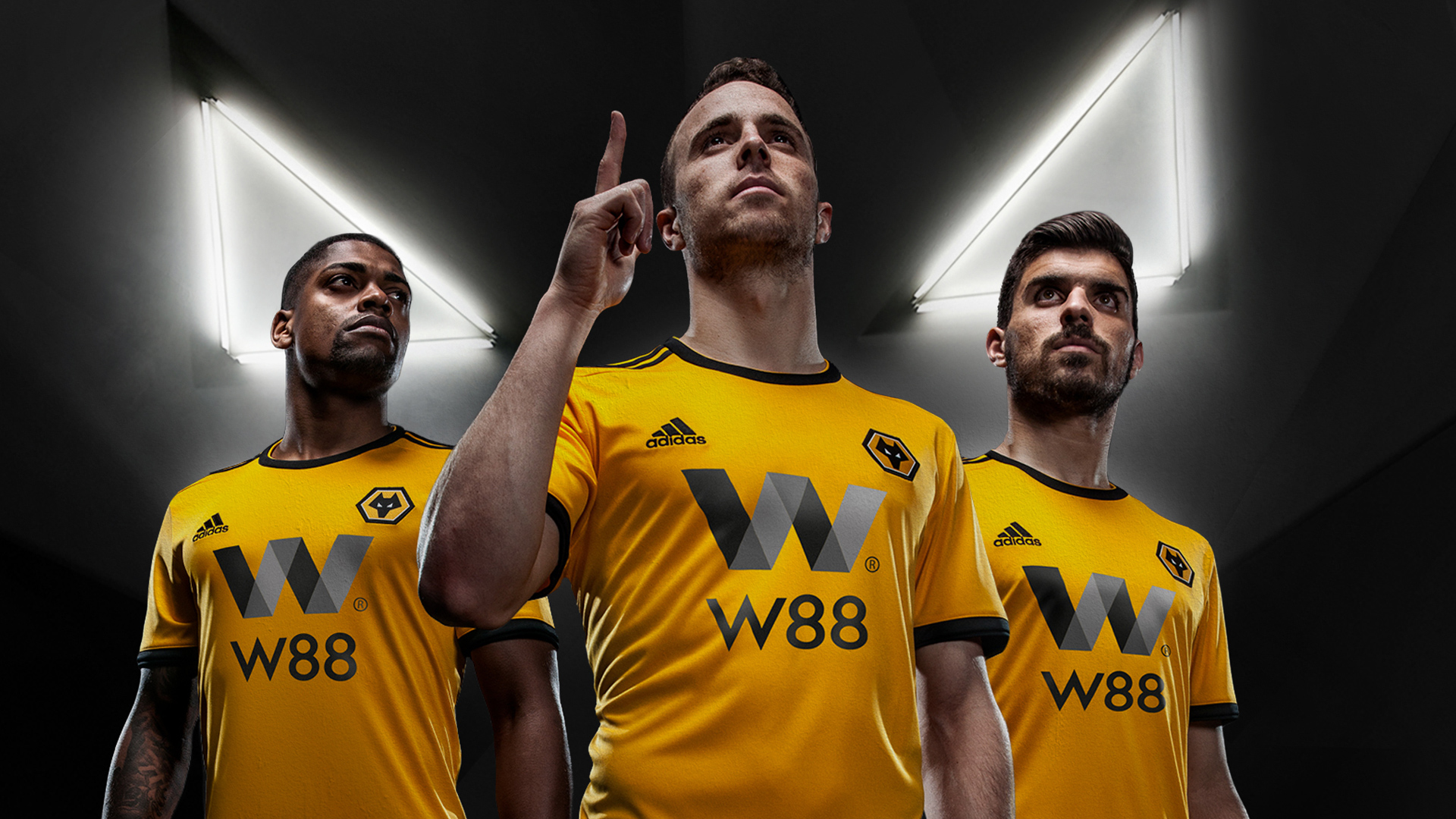 redesign for wolves - england - New visual identity for Wolverhampton Wanderers