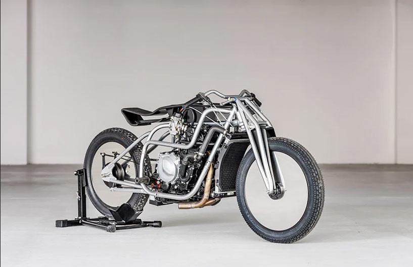 Industrial design: motorcycle designs
