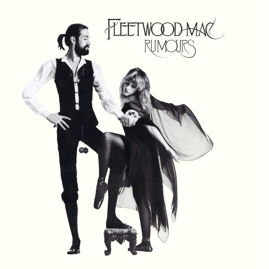 Rumors album cover