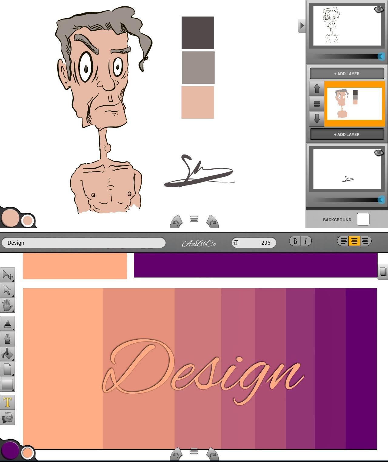 Graphic Design Apps: Infinite Design