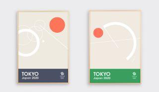 Tom Pigeon Olympic Screen Serigraphs