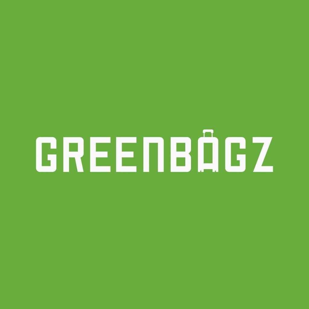 logo inspiration, GREENBAGZ