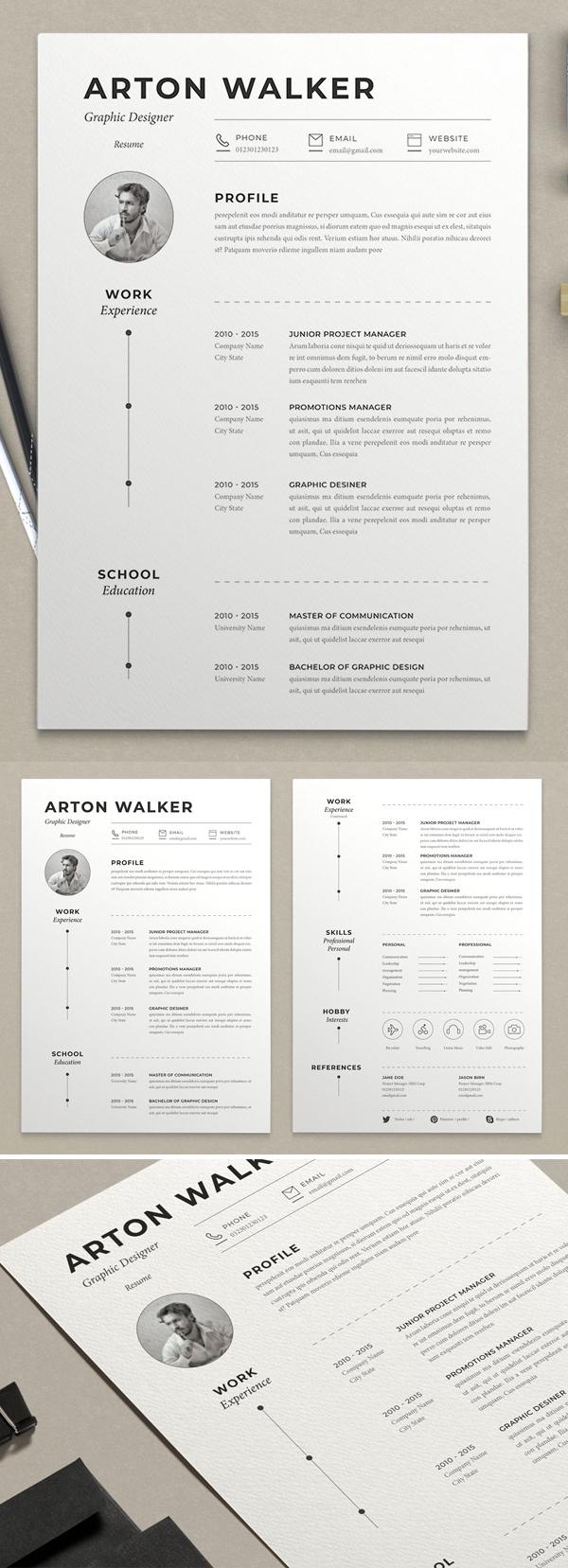 Resume Arton