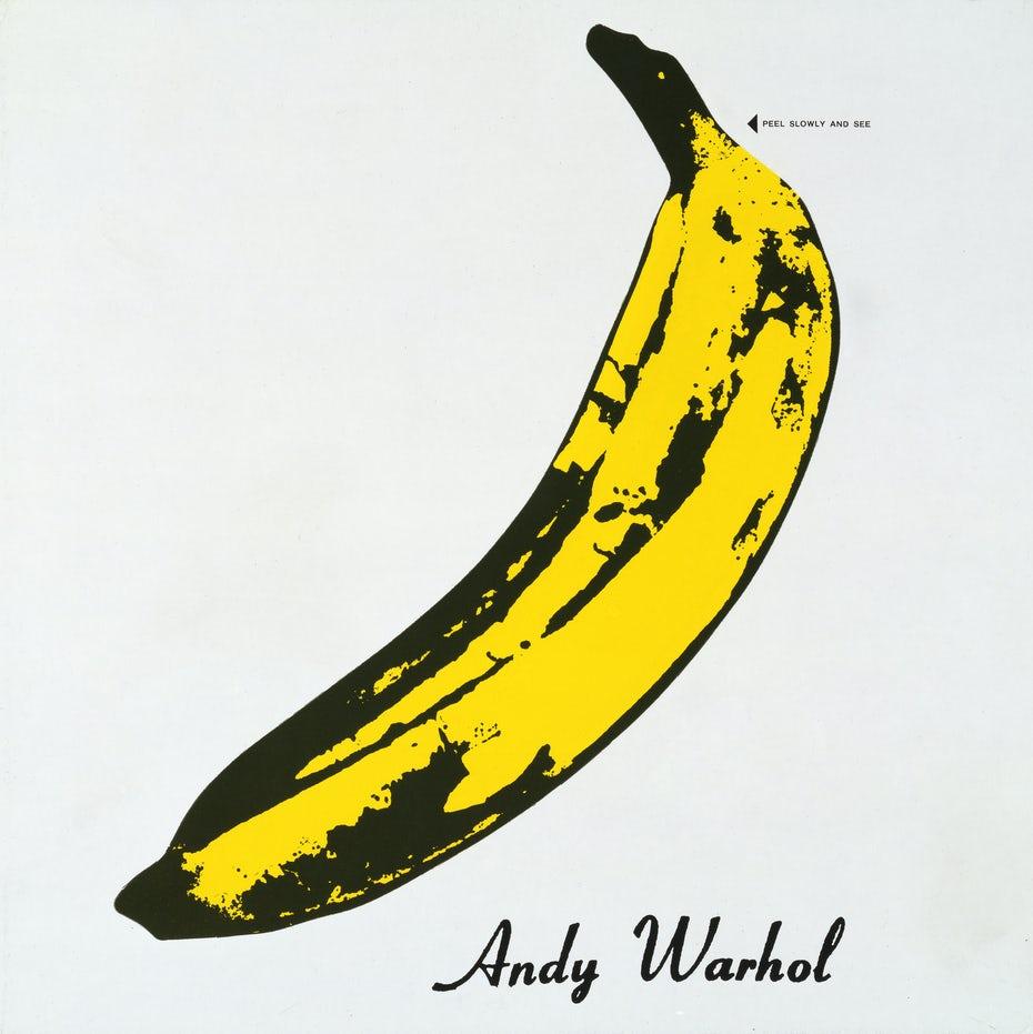 The Velvet Underground & Nico album cover
