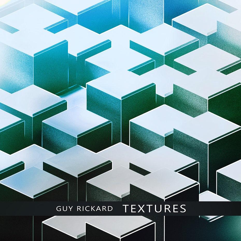 Guy Rickard album cover