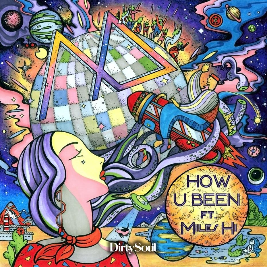 U Been album covers