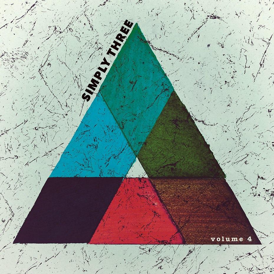 Simply Three album cover