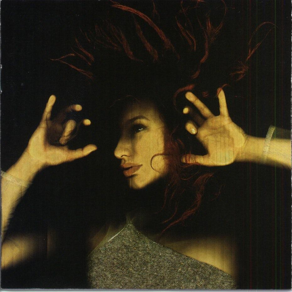 covers, Choirgirl hotel album.