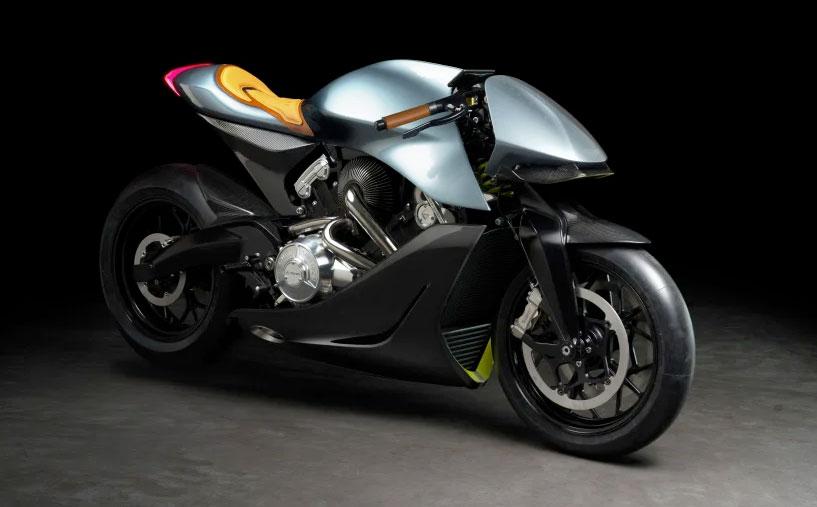 Industry design: motorcycle designs