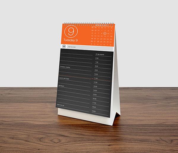 Tall-Desk-Calendar-MockUp-PSD