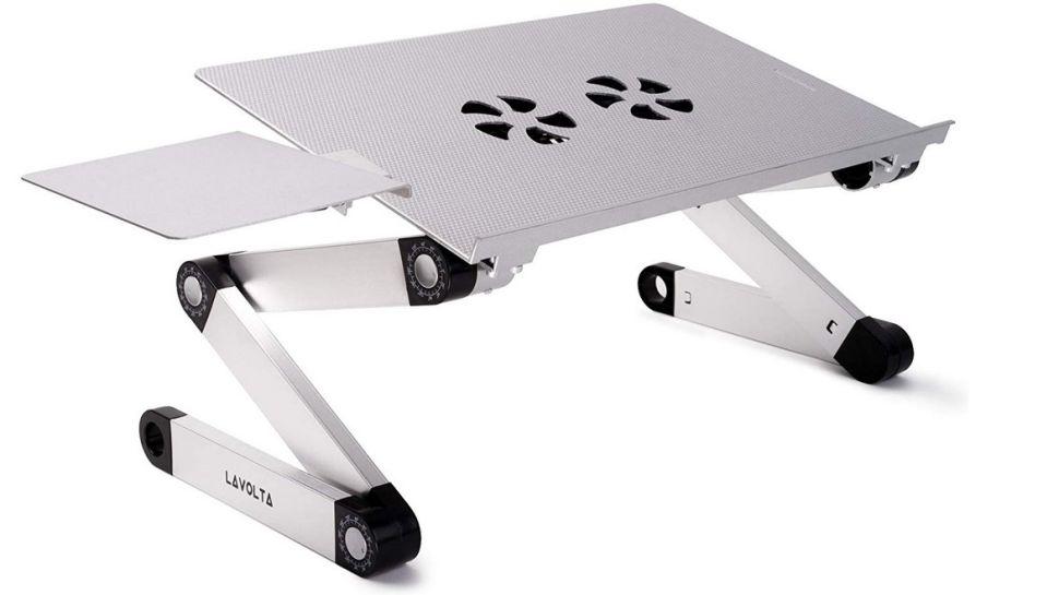 Foldable Desk Tray Holder for Lavolta Laptop Table