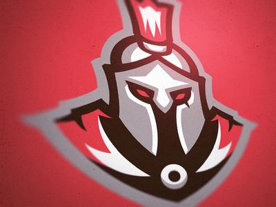 Spartan branding football sport logo logo designs mascot sports logo