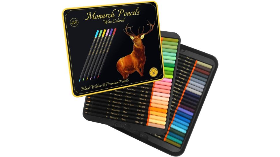 The best colored pencils in 2021 for all budgets
