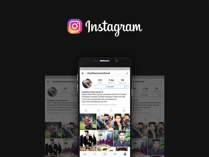 instagram-profile-mockup-20 Downloadable Instagram Mockup Templates for your presentations