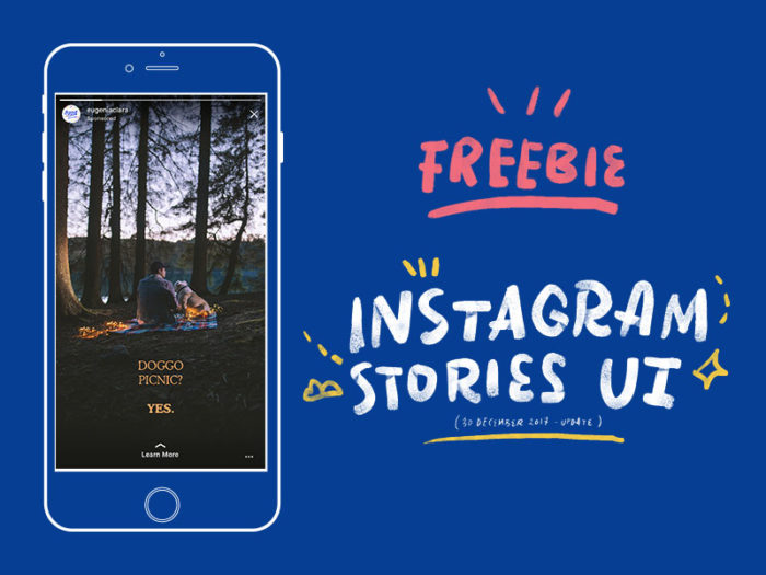 drib - 700x525 Instagram Mockup templates to download for your presentations