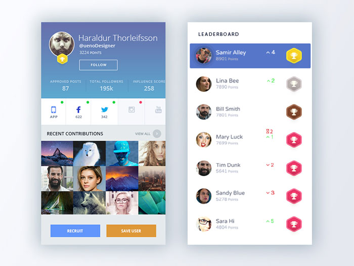 Ingageapp2 Instagram Mockup Templates to download for your presentations