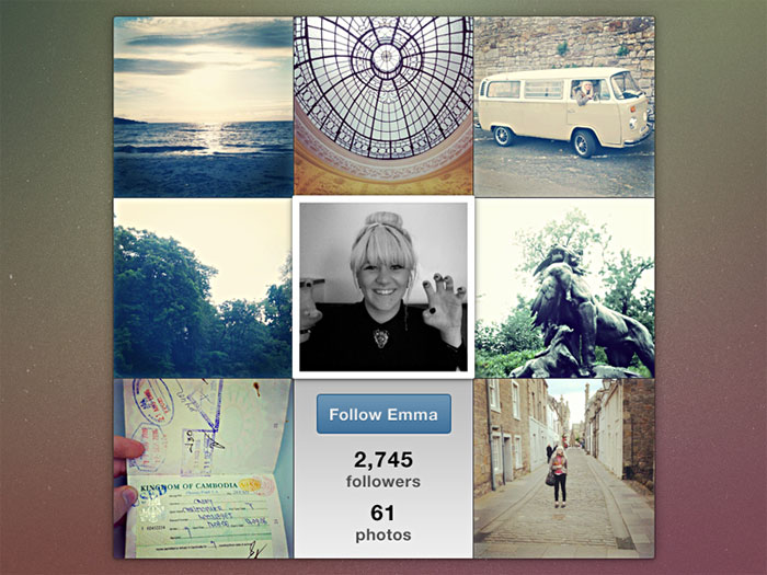 Instafam Instagram Mockup Templates to Download for Your Presentations