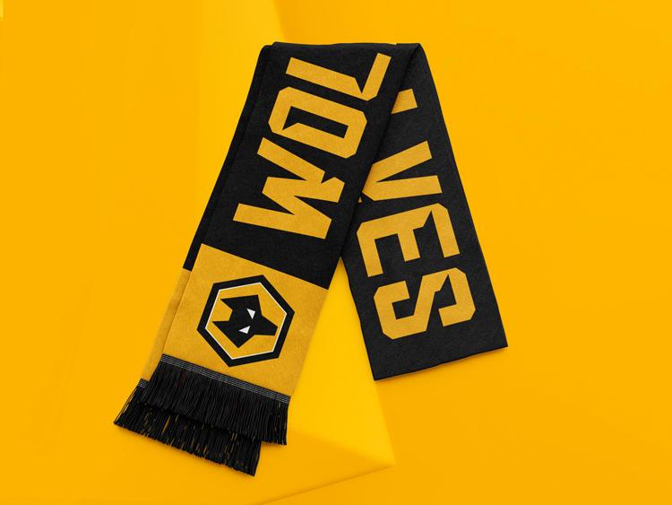 New visual identity for Wolverhampton Wanderers