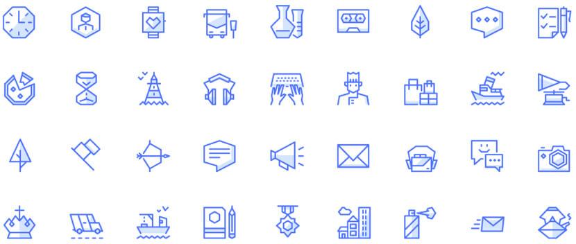 ego icons free icon pack