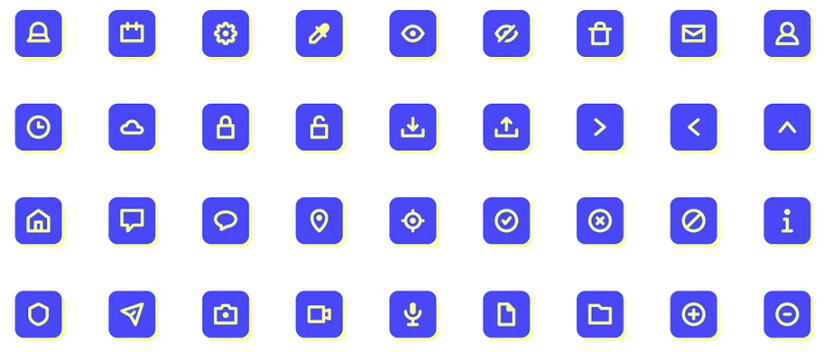 Essential Free Modern Icon Pack