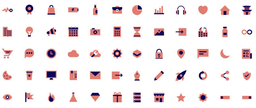 Vivid Free Icon Pack