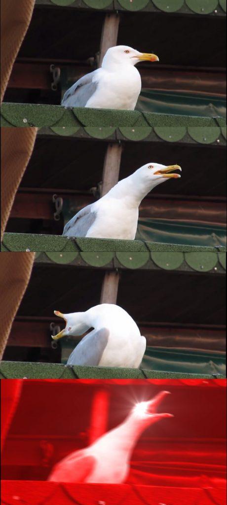 Meme templates - scream