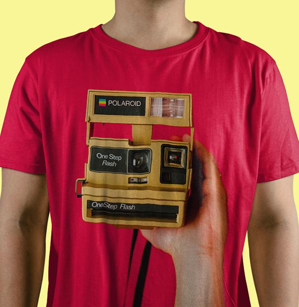Free T-shirt Mockup Templates PSD - Free T-shirt Mockup Template