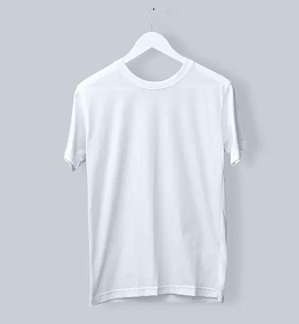 Fashion t-shirt mockup