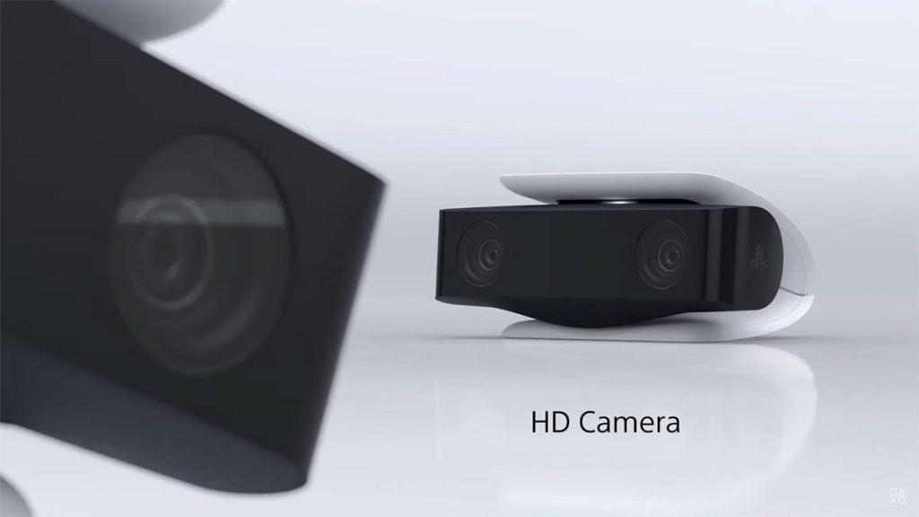 PlayStation 5: HD Camera