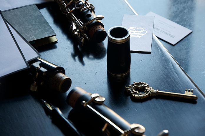 Brand image redesign for clarinets