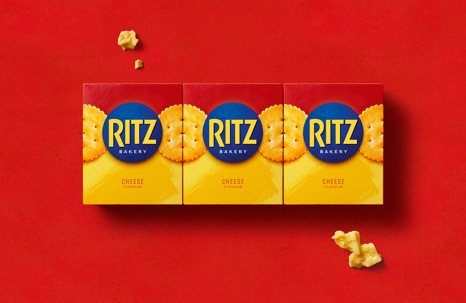 Ritz Cookie Redesign Provides A Homey Touch